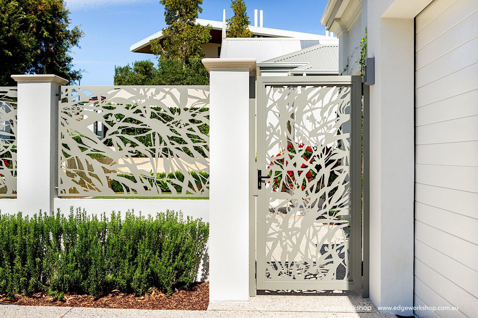 Decorative Fence & Gate Panels | Edgeworkshop